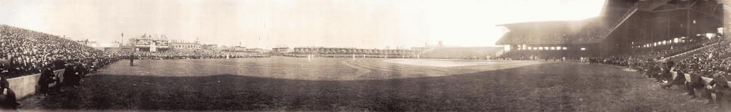 1910 World Series Game 2