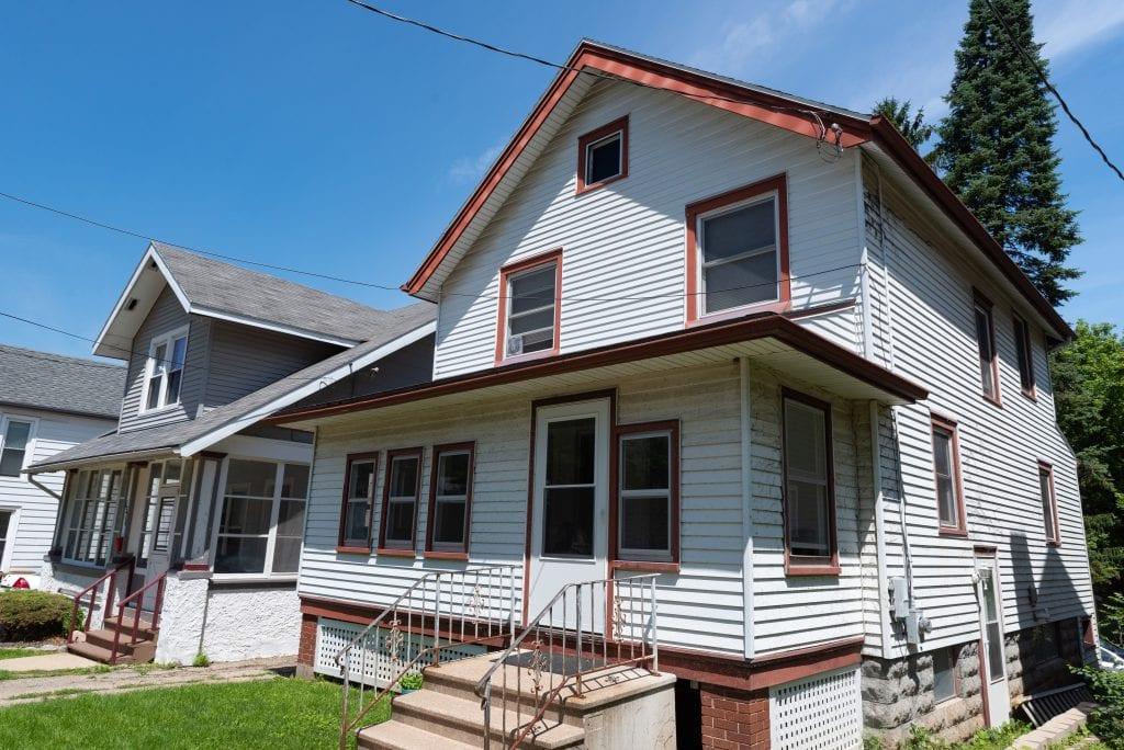 Old Homes - Reality for Most Owners ADUs