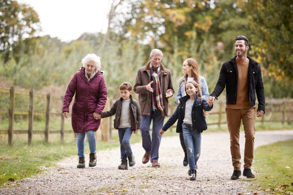 Multi Generation Family - ADU Magazine