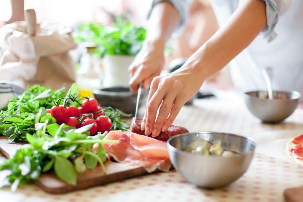ADU Chefs Kitchen